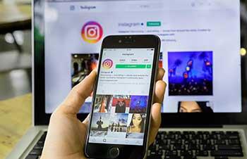instagram para mac usando instagram web