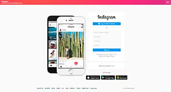 instagram para pc usando instagram web