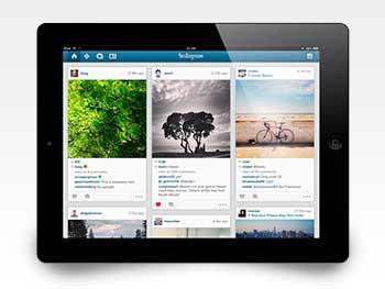 instagram para ipad usando instagram online